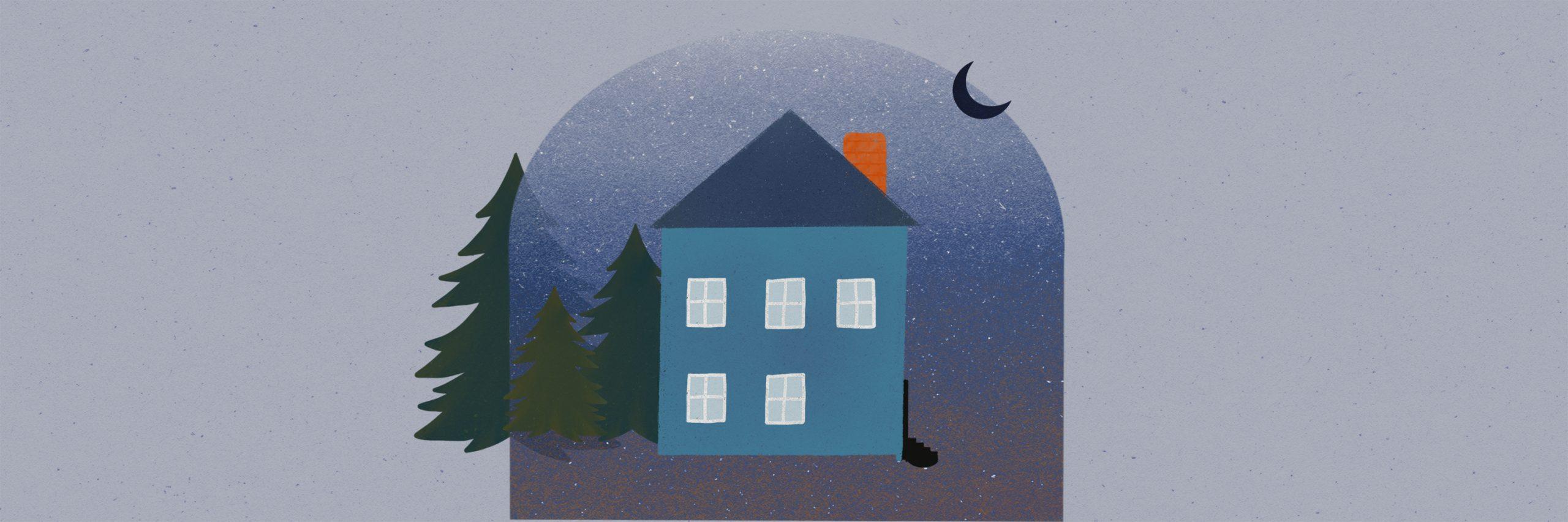 Zimny dom, czyli o braku rodzinnych relacji
